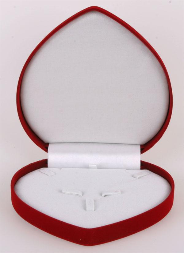 Geschenkbox Herz für Collier
