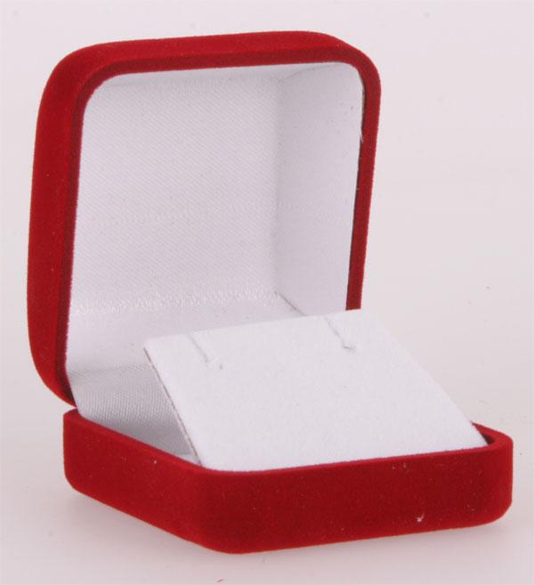 Geschenkbox Rot Ohrhänger